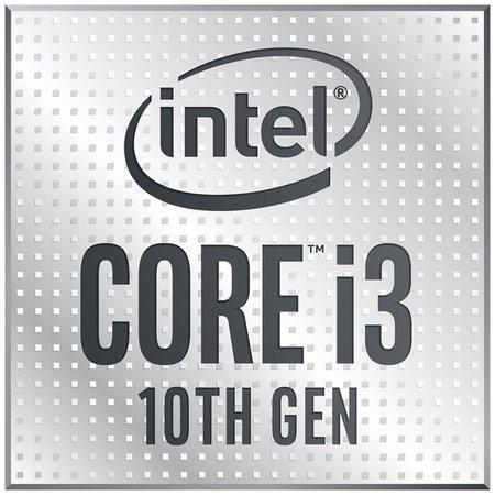 INTEL Core i3-10105 3.7GHz/4core/8MB/LGA1200/Graphics/Comet Lake Refresh, BX8070110105