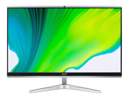 """Acer Aspire C24-1651 - 23,8T""""/i7-1165G7/1TBSSD/16G/MX450/W10Pro stříbrný, DQ.BG8EC.002"""