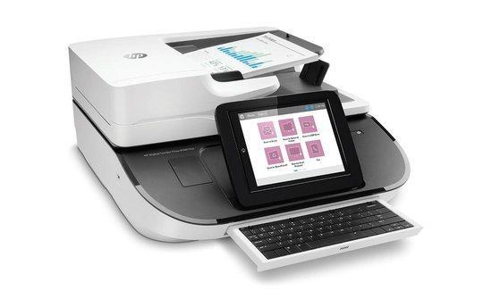 HP Digital Sender Flow 8500 fn2 Flabed Scanner (A4, 600x600, USB, Ethernet, podavač dokumentů), L276