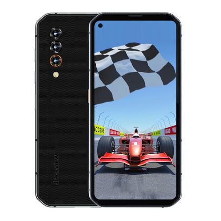 "iGET Blackview GBL6000 Pro Gray odolný 5G telefon, 6,36"" FullHD+, 8GB+256GB, DualSIM, 5280mAh,NFC"