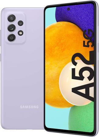 Samsung Galaxy A52 6GB/128GB fialový