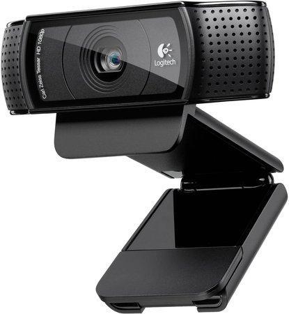 Logitech HD Pro Webcam C920, 960-001055