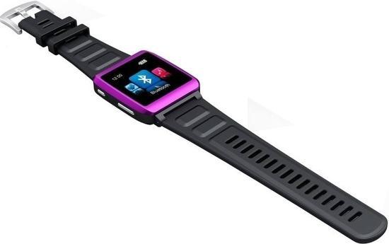 MPman sportovní MP3 přehrávač WATCH ME/ 4GB/ vestavěná Li-Pol baterie/ dotykový LCD display/ BT/USB