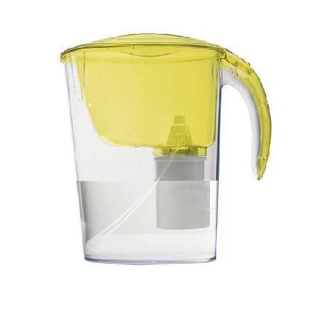 BARRIER Eco filtrační konvice na vodu, žlutá