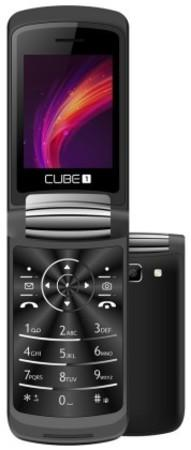 CUBE1 VF400 černý