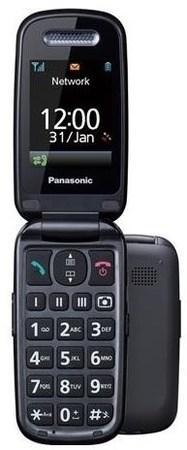 Panasonic KX-TU466EXBE Black