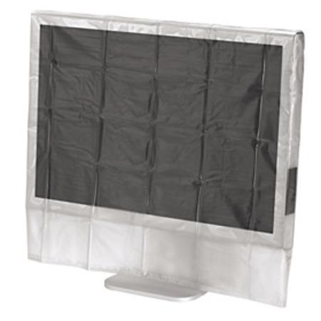 """Hama pláštěnka proti prachu pro širokoúhlé monitory 20/22"""", transparentní, 4007249841810"""