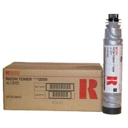 Ricoh toner typ 1220D pro Aficio 1015,1018,černý 9.6K origin, 888087 TRIT122