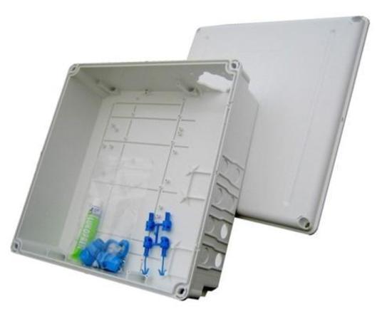 GentleBOX JR-300 outdoor box k JRC-Duplex pro venkovní instalace