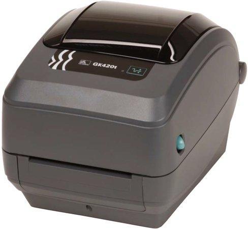 Zebra GK420t, USB, COM, LPT
