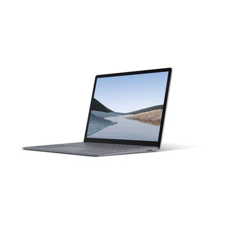 MS Surface Laptop 3 13.5inch i5-1035G7 8GB 256GB Comm SC Eng Intl EMEA/Emerging Markets Hdwr Commercial Platinum F, PKU-00008