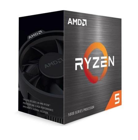CPU AMD Ryzen 5 5600X 6core (3,7GHz), 100-100000065BOX