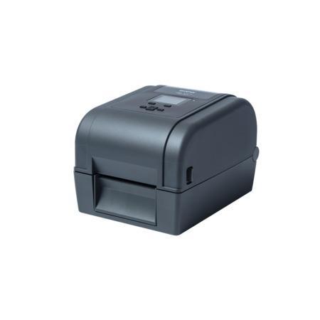 Brother TD-4650TNWB, USB, COM, LAN, Bluetooth, Wi-Fi