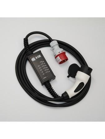 Přenosná nabíječka - Type 2(62196-2) - 3x16A / 11kW