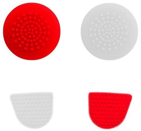 GIOTECK náhradní opěrky pro palce na gamepad GTX PRO FOOTBALL GRIPS/ pro PS4