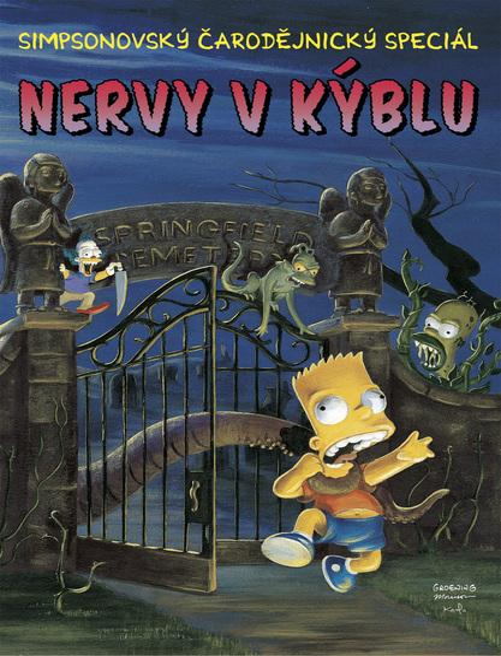 Simpsonovi Nervy v kýblu