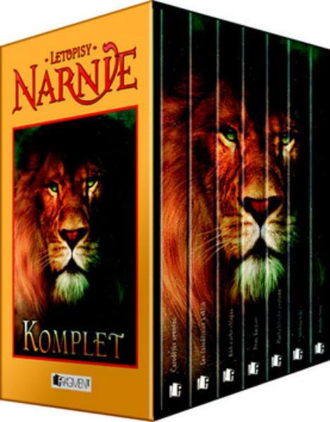 Letopisy Narnie Komplet 1.-7. díl