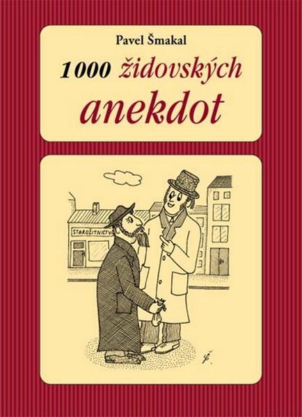 Levně 1000 židovských anekdot