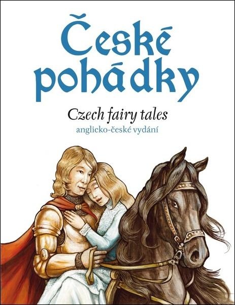 Levně České pohádky Czech firy tales