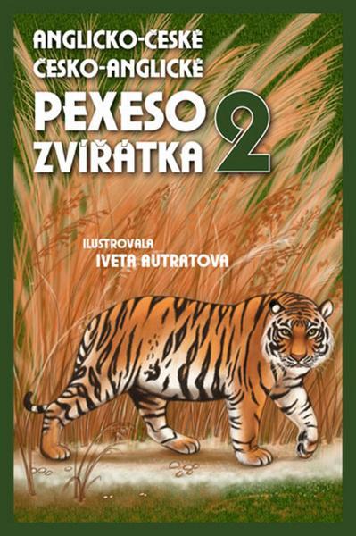 Pexeso zvířátka AČ-ČA 2