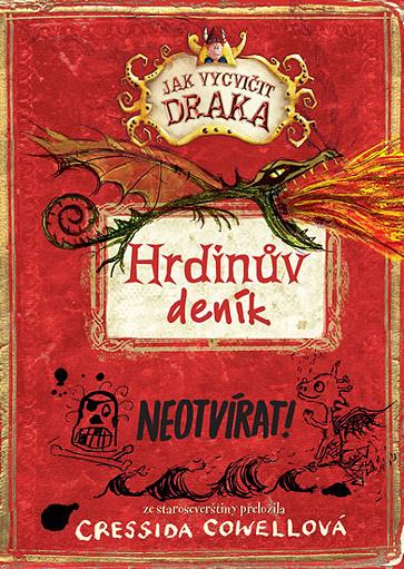 Jak vycvičit draka Hrdinův deník