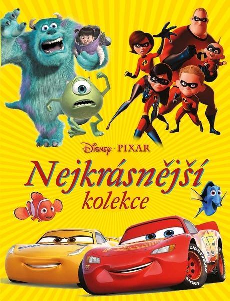 Disney Pixar Nejkrásnější kolekce