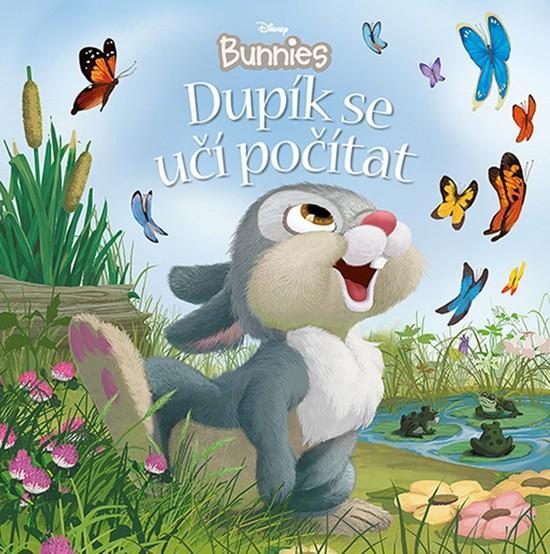 Disney Bunnies Dupík se učí počítat