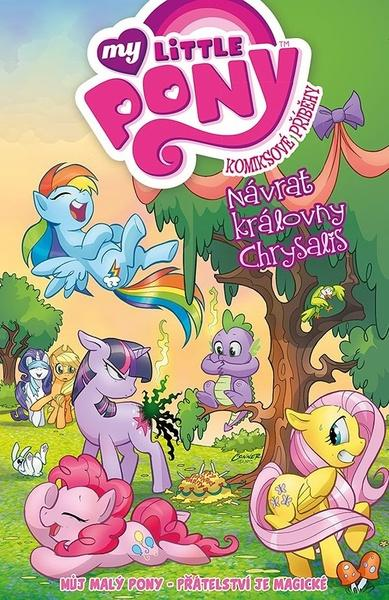 My Little Pony Návrat královny Chrysalis