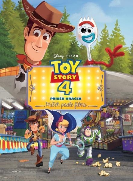 Toy Story 4 Příběh hraček Příběh podle filmu