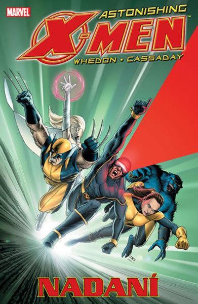 Astonishing X-Men 1 - Nadání